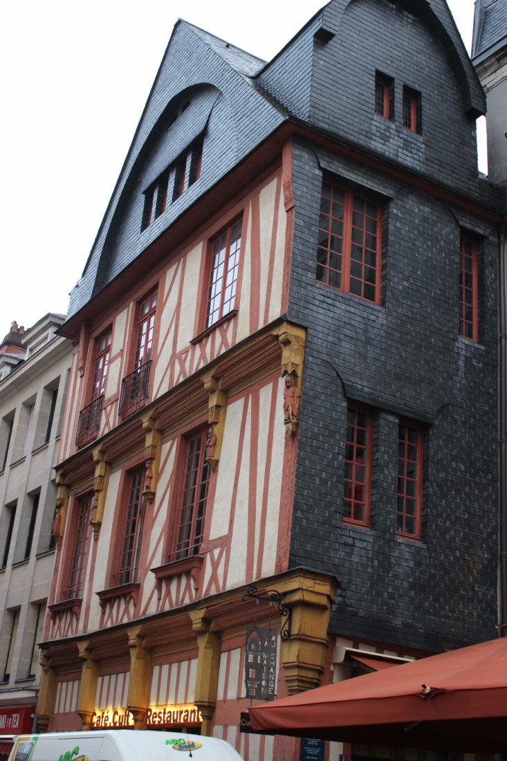 Nantes vieille ville