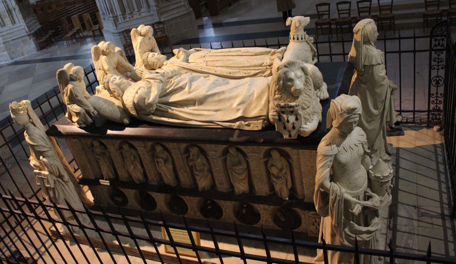 Nantes Cathédrale St Pierre-et-Saint-Paul