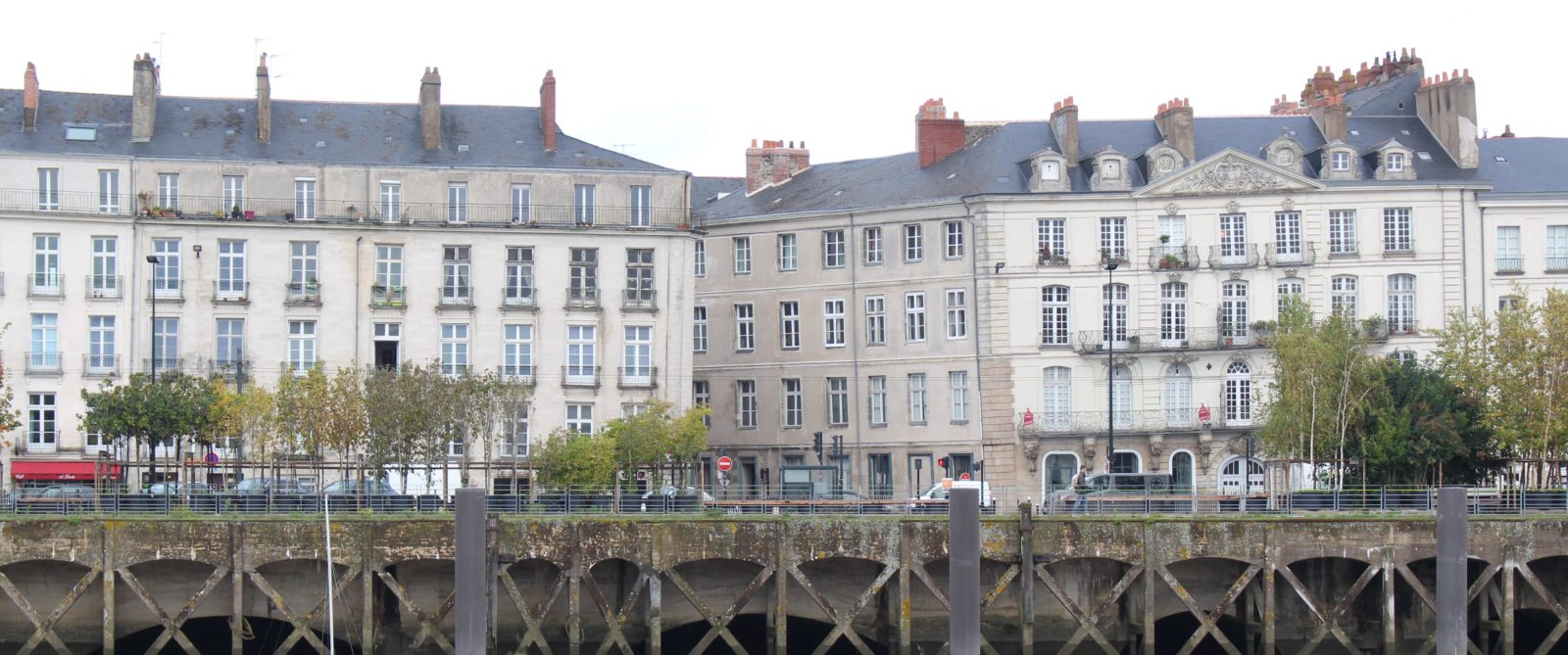 Nantes les quais