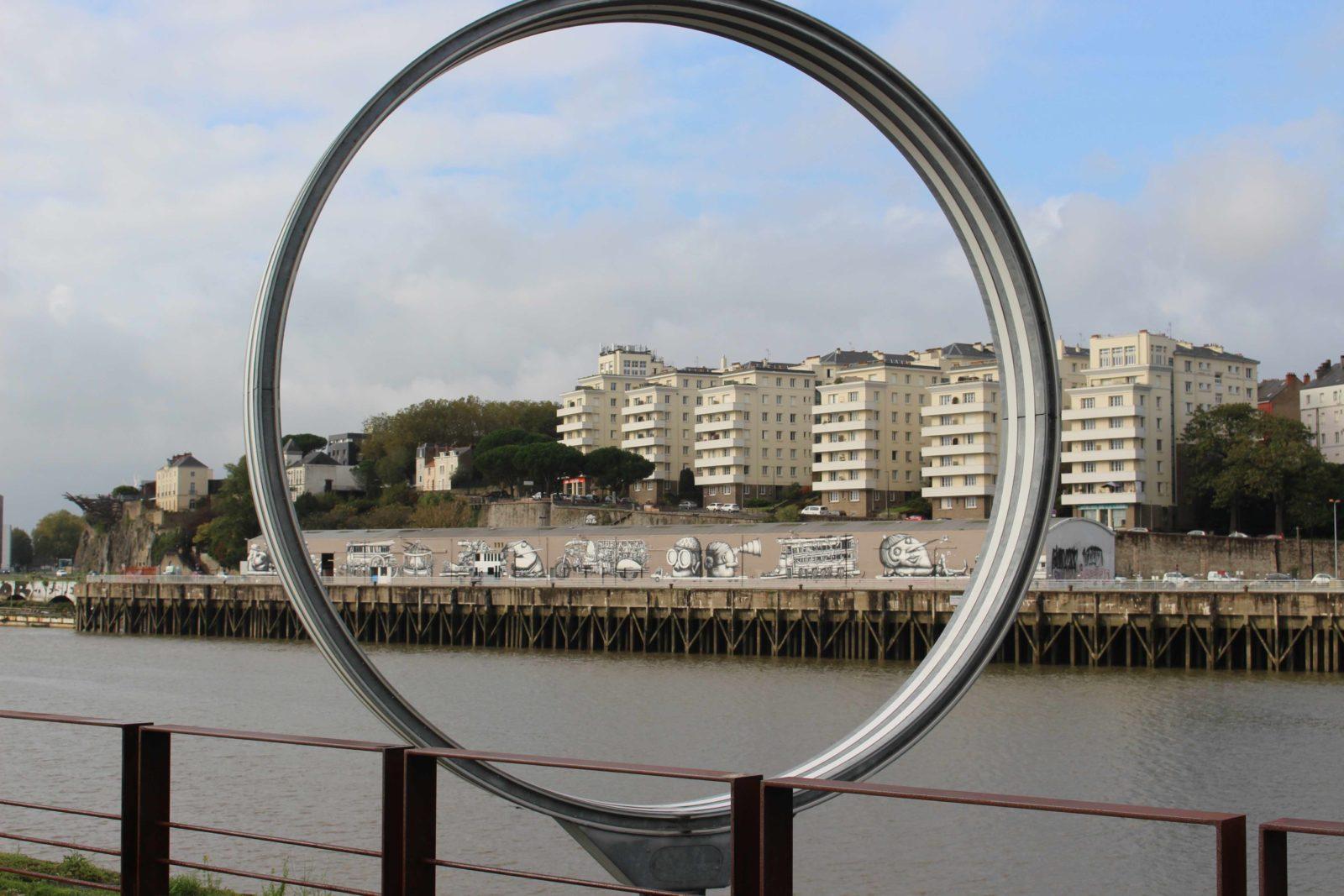 Nantes anneau de Buren