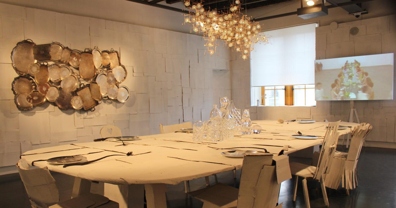 Mudac 2020 salle à manger Extraordinaire
