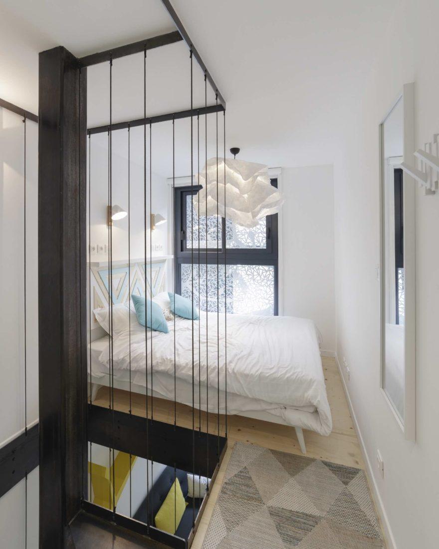 Myrtille Drouet, Micr'Home, rue du Puits d'argent, Nantes