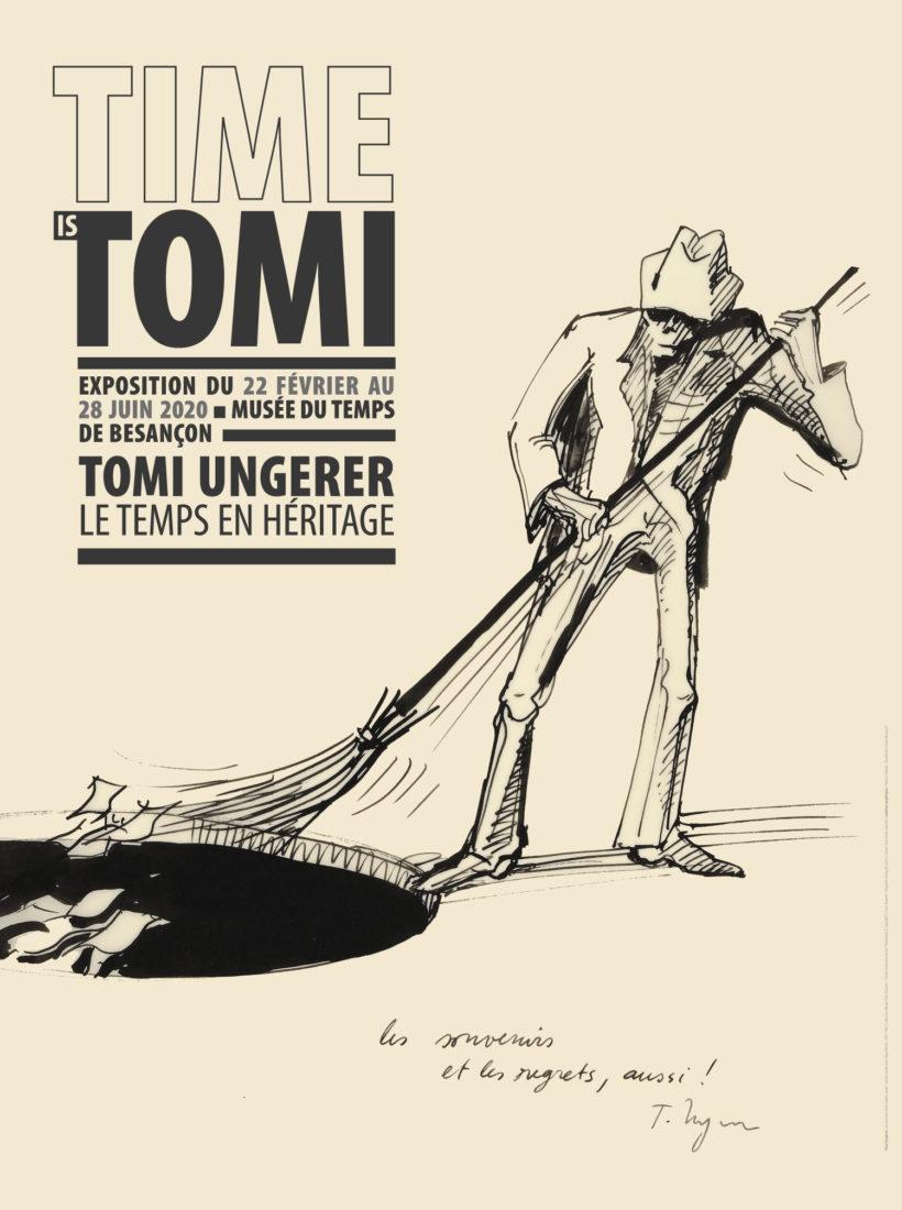 Tomi Ungerer, Les souvenirs et les regrets, aussi ! ,