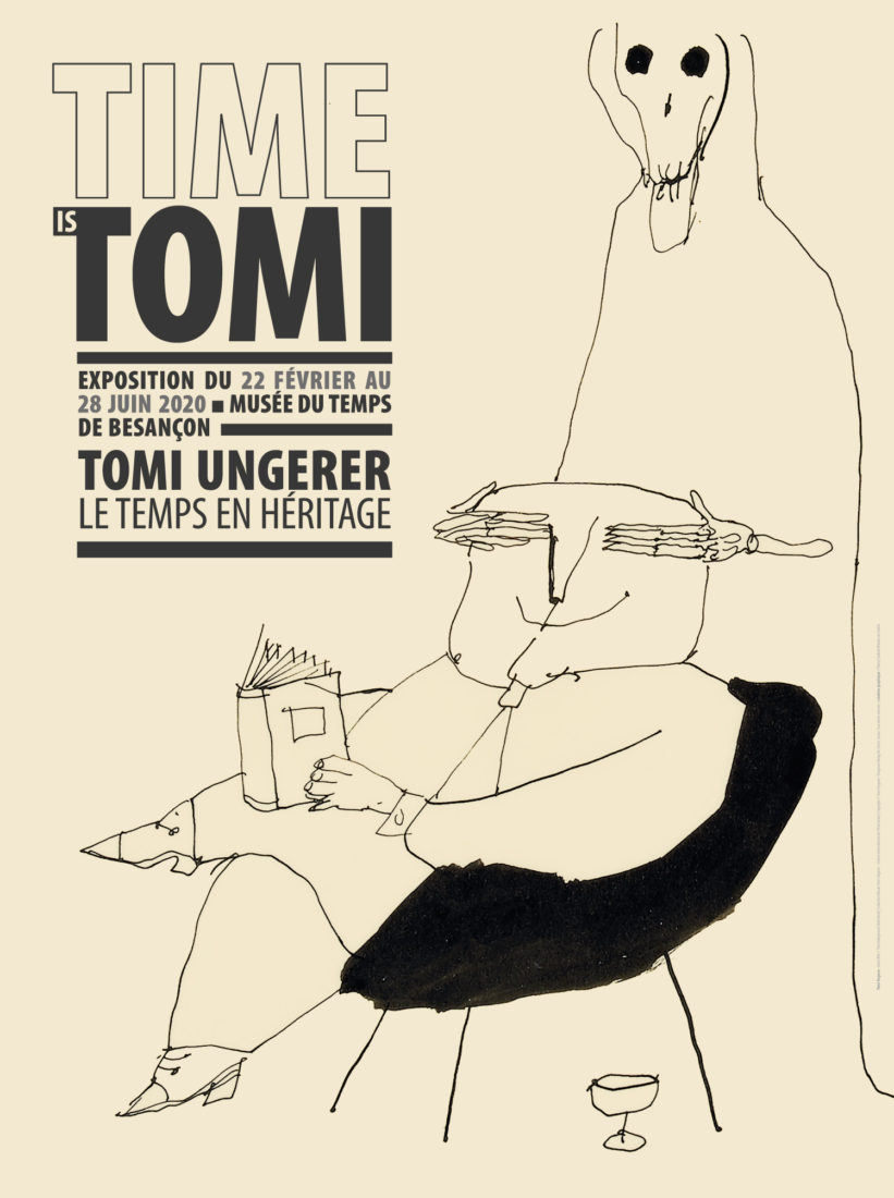 Tomi Ungerer, Guess Who ?