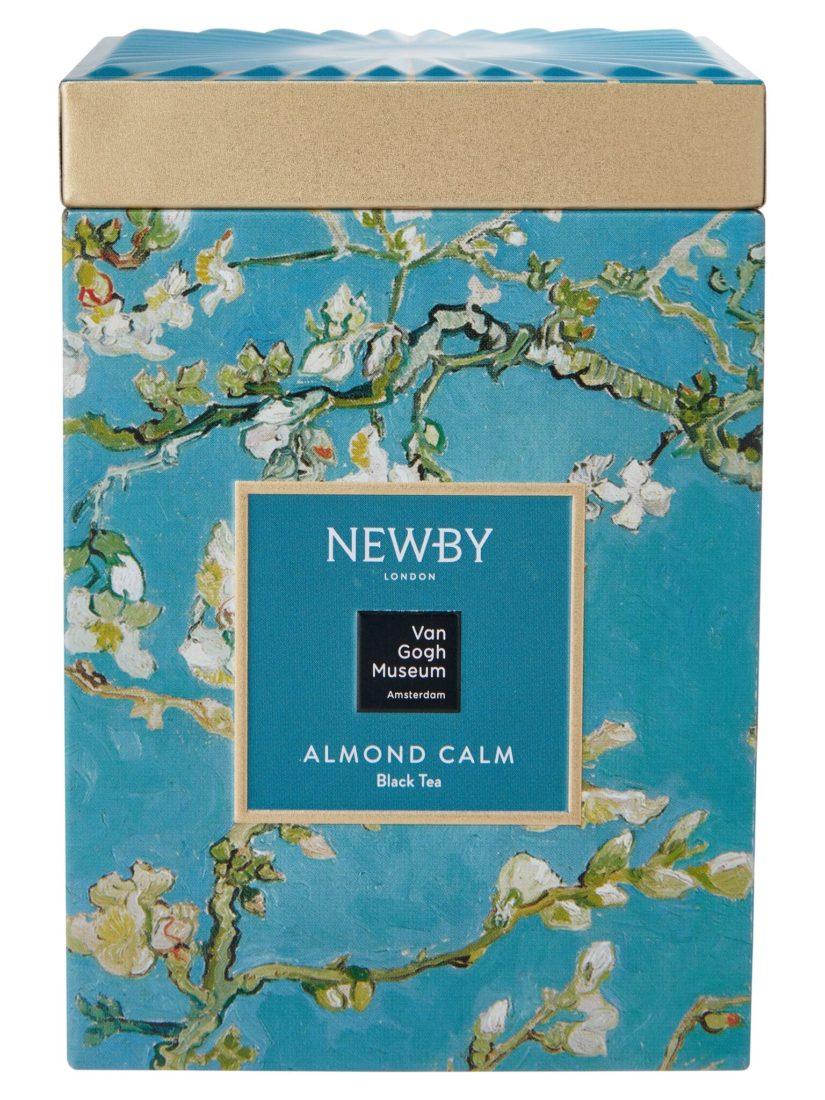 Thé Newby Almond Calm