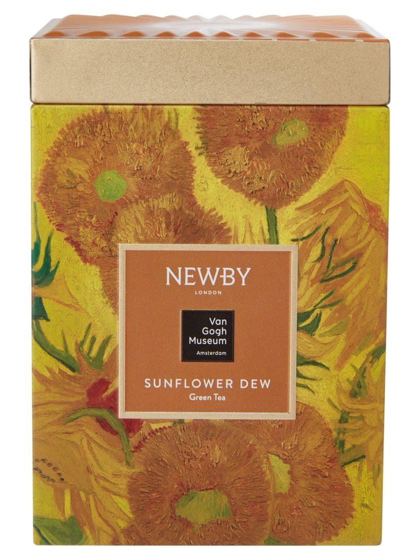 Thé Newby Sunflower Dew