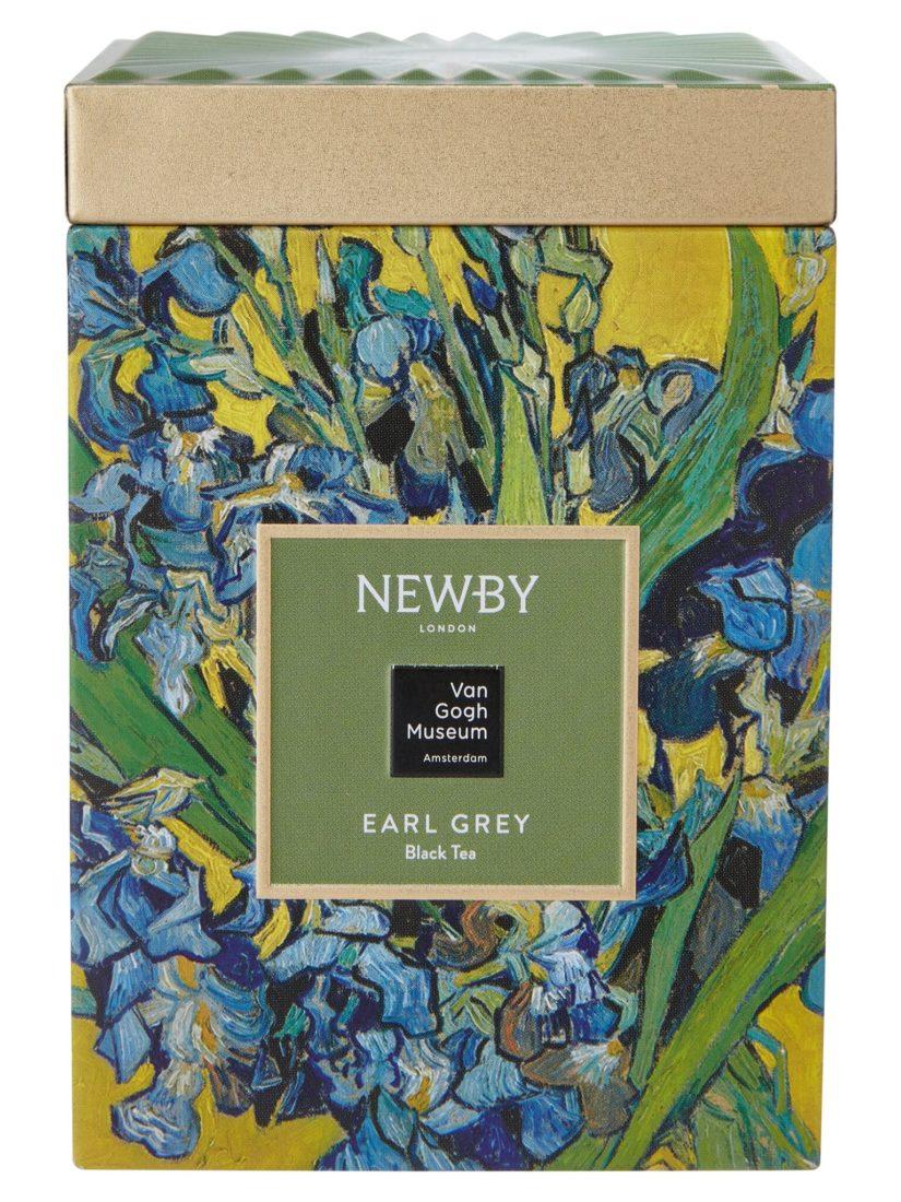 Thé Newby Earl Grey