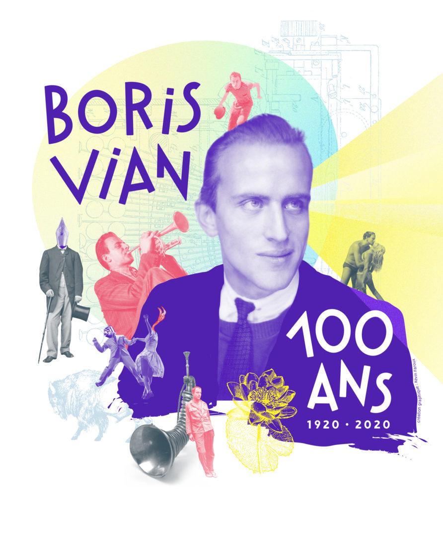 Programme du Centenaire de Boris Vian