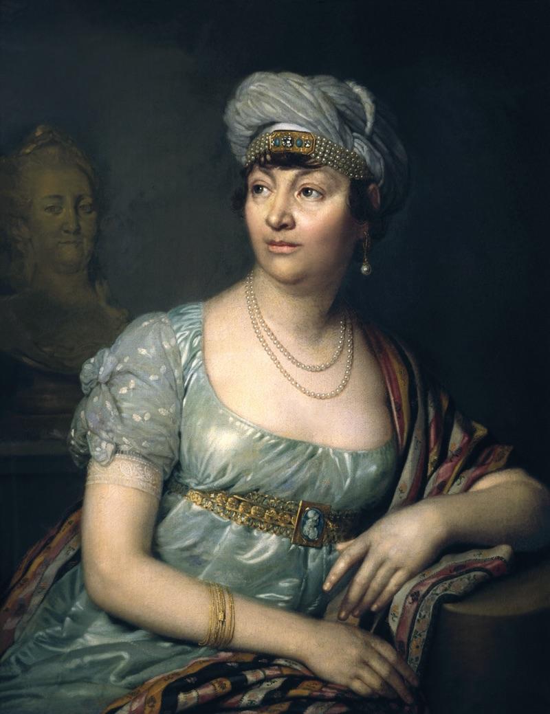 madame de Staël Château de Coppet