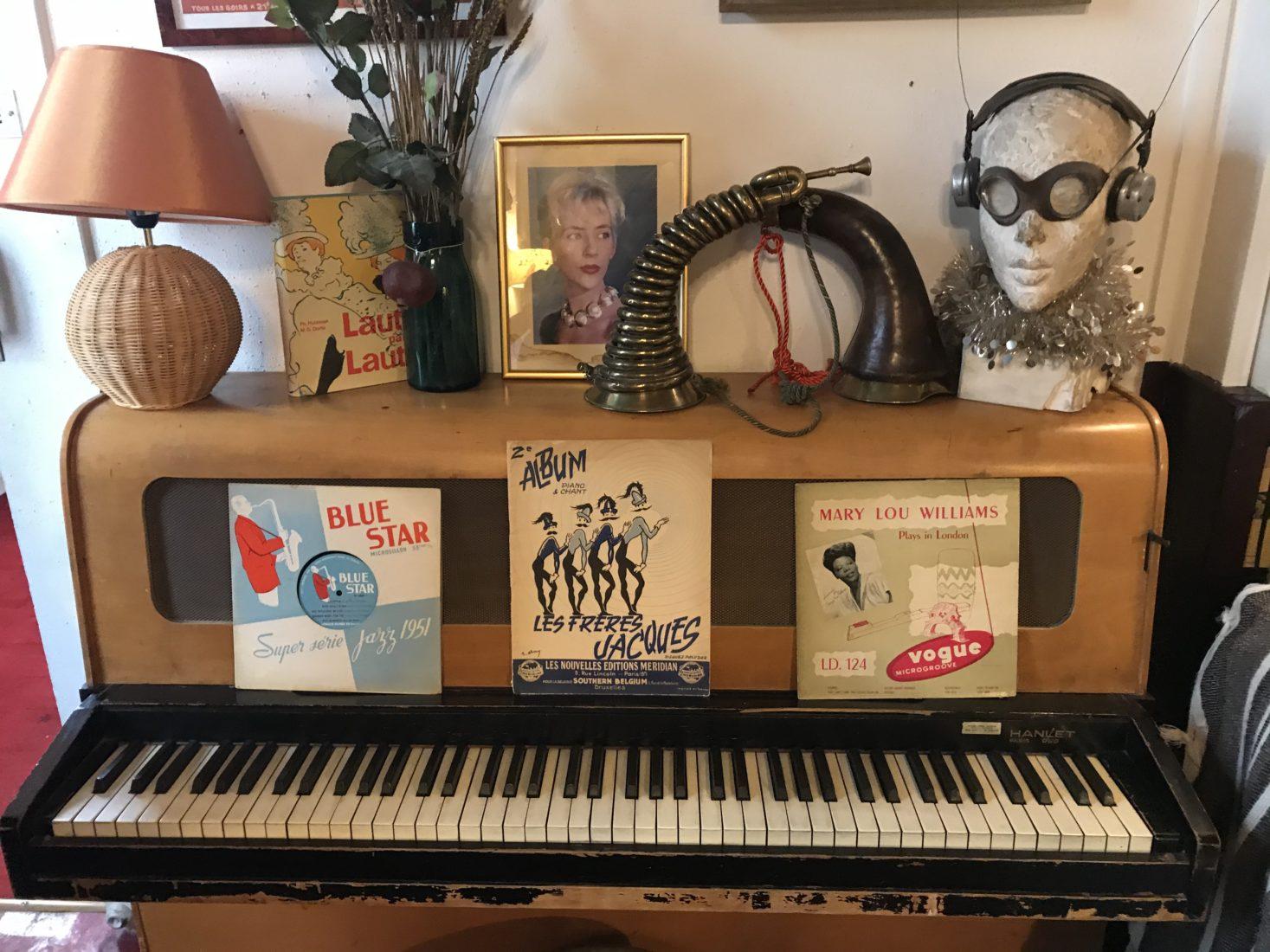 Cité Véron le piano de Boris Vian