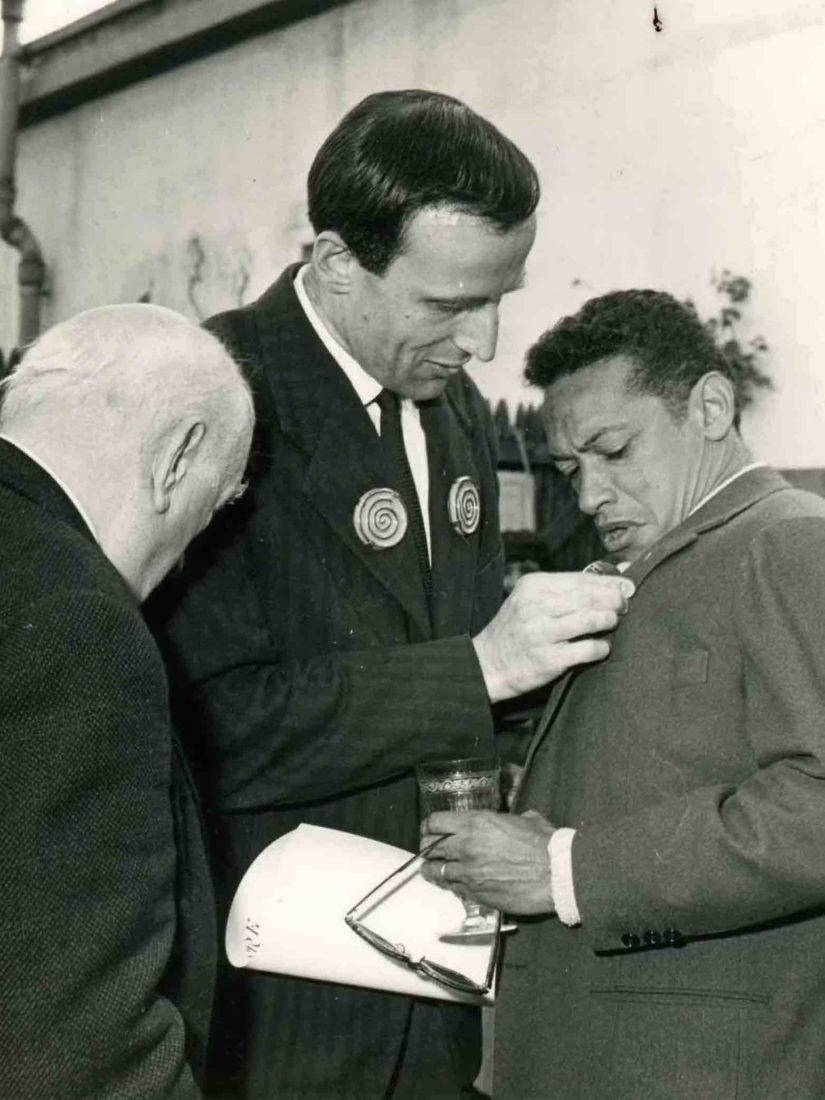 Boris Vian et Henri Salvador