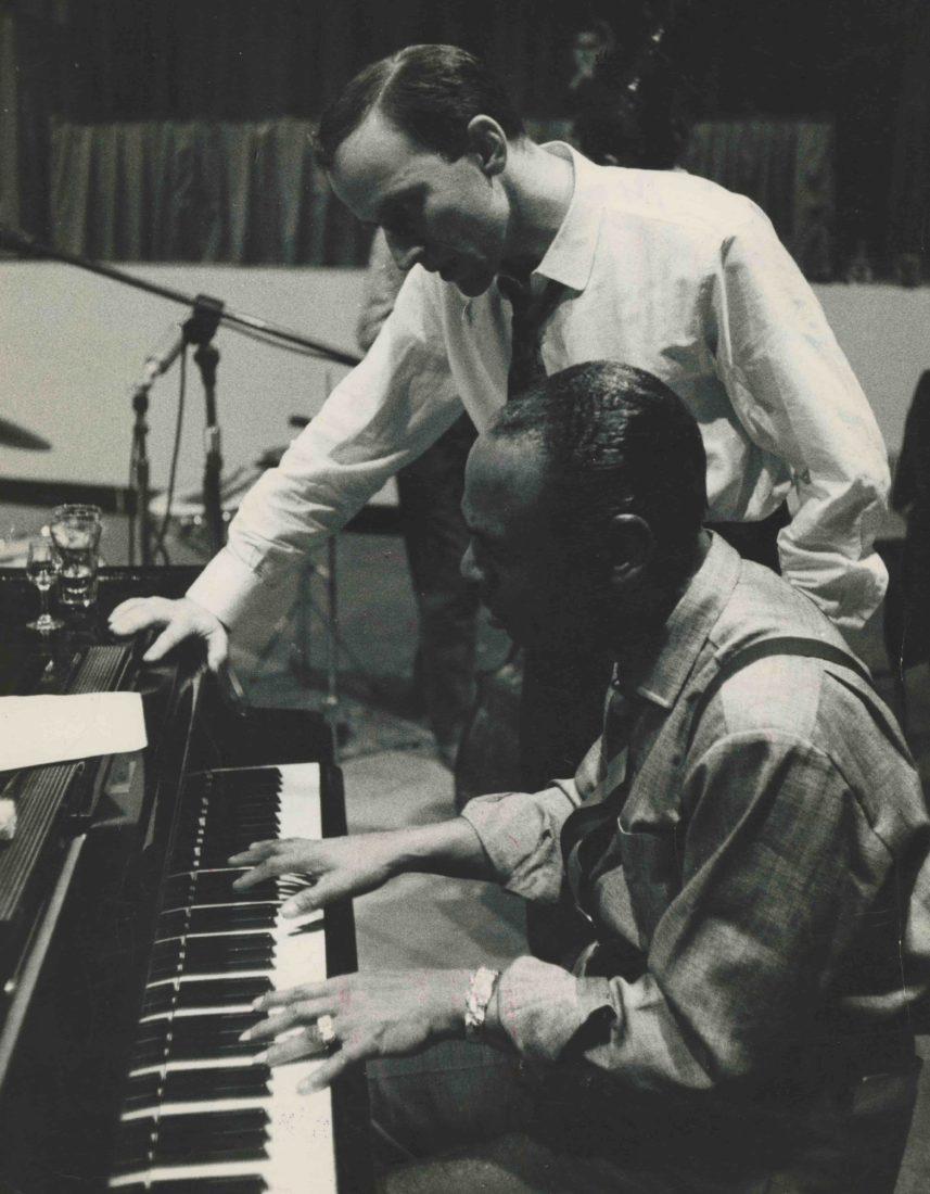 Boris Vian et Earl Himes