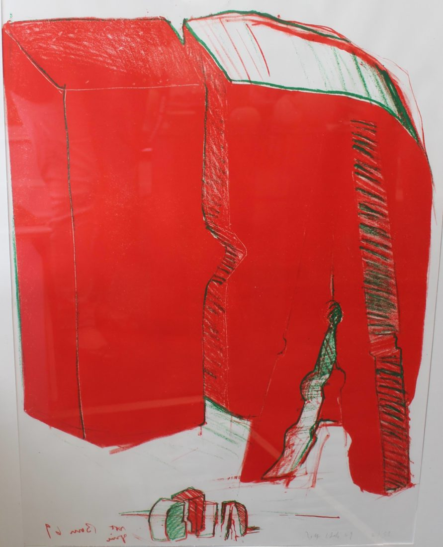 galerie catherine Niederhauser peitnture contemporaine