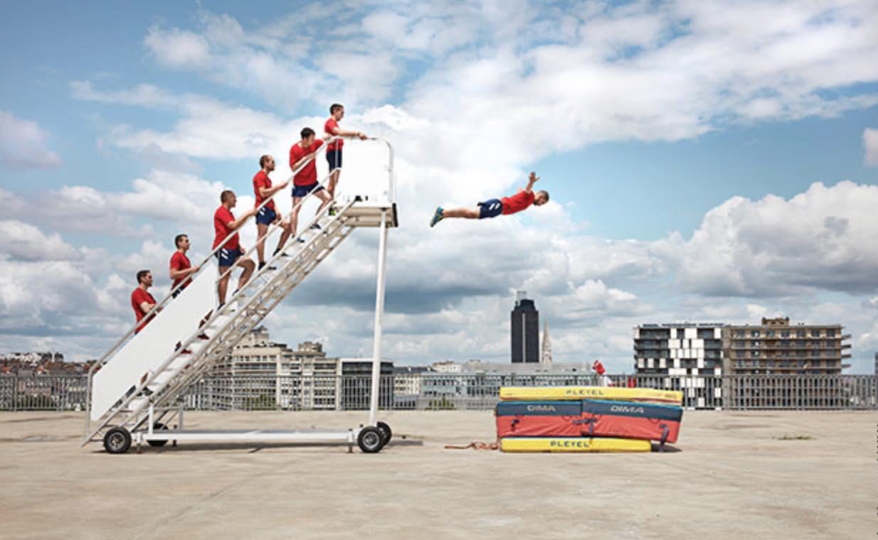 Voyage à Nantes 2020 avion