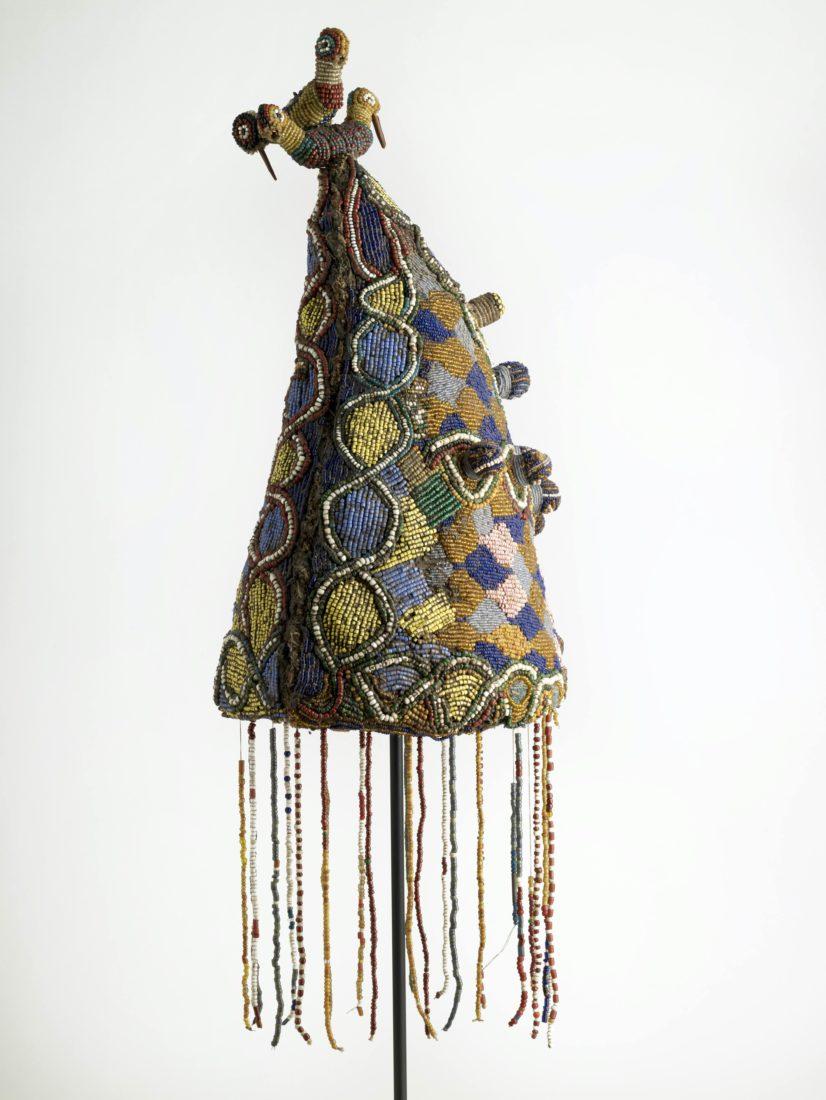 Couronne royale. Nigeria Musée des Confluences