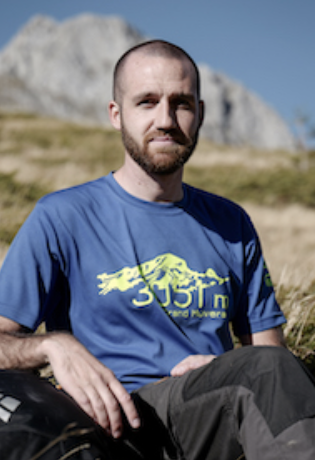 Clément Grandjean Via Alpina