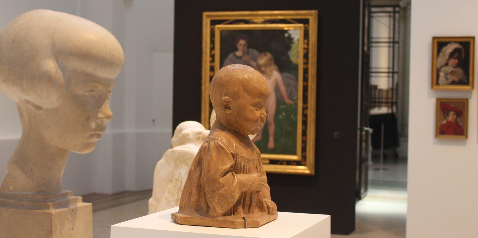 MAH Genève exposition enfants art suisse
