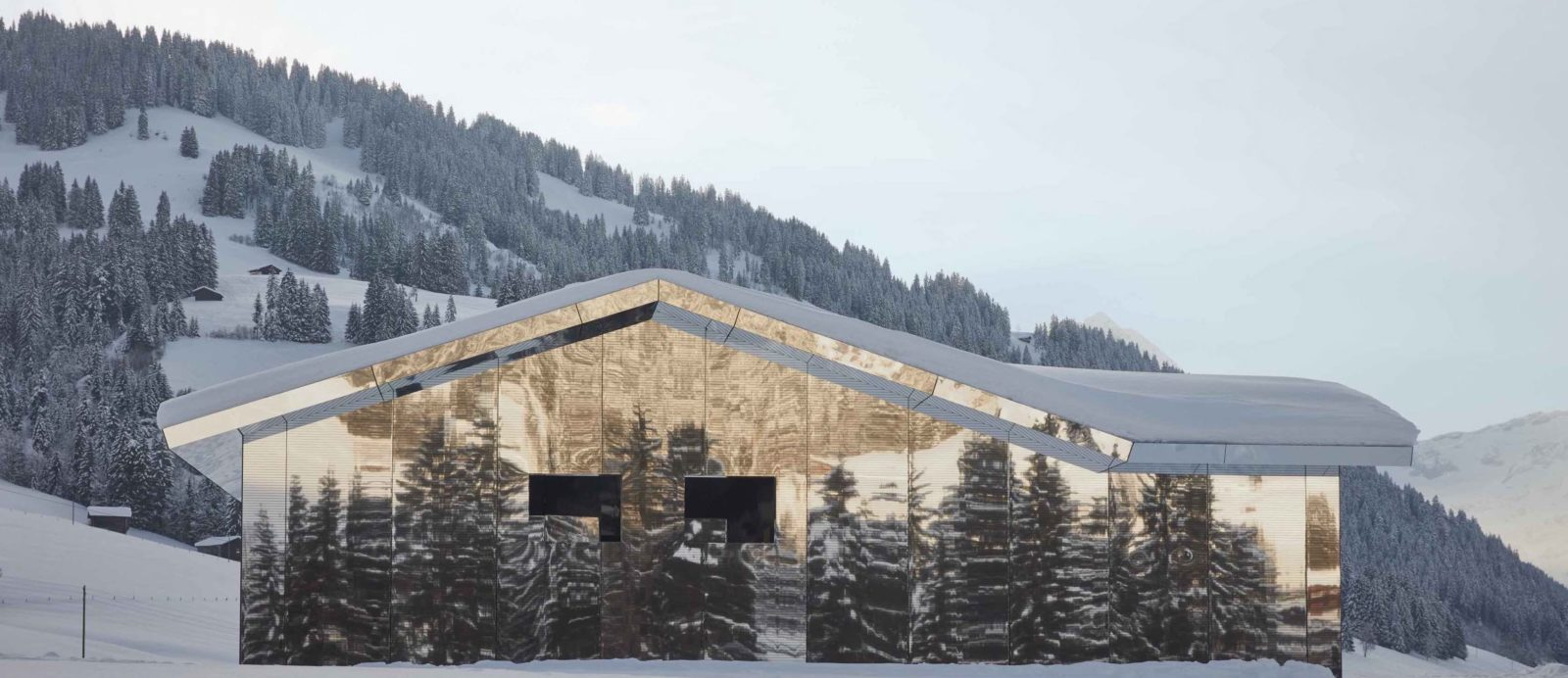 Mirage Gstaad hiver