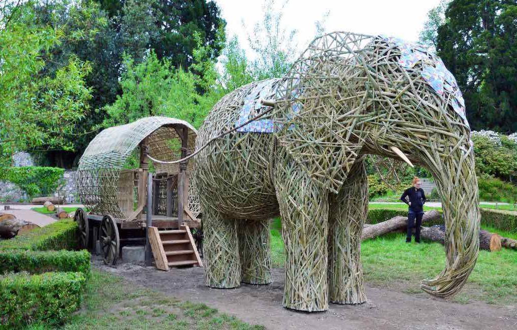 Déambulons Elephant Wesserling