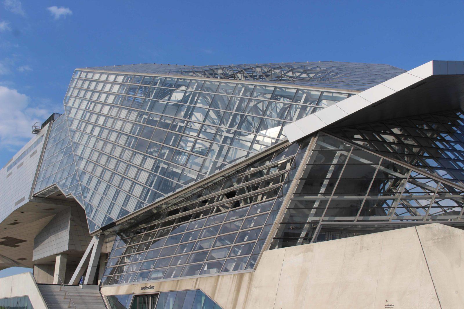 Musée des Confluences 2020