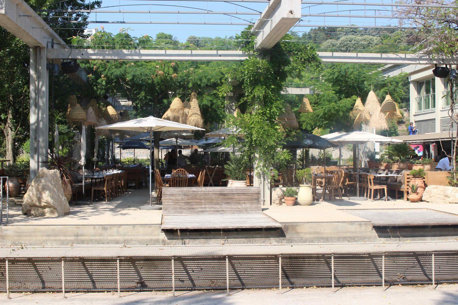 bar -restaurant quai Rambaud lyon