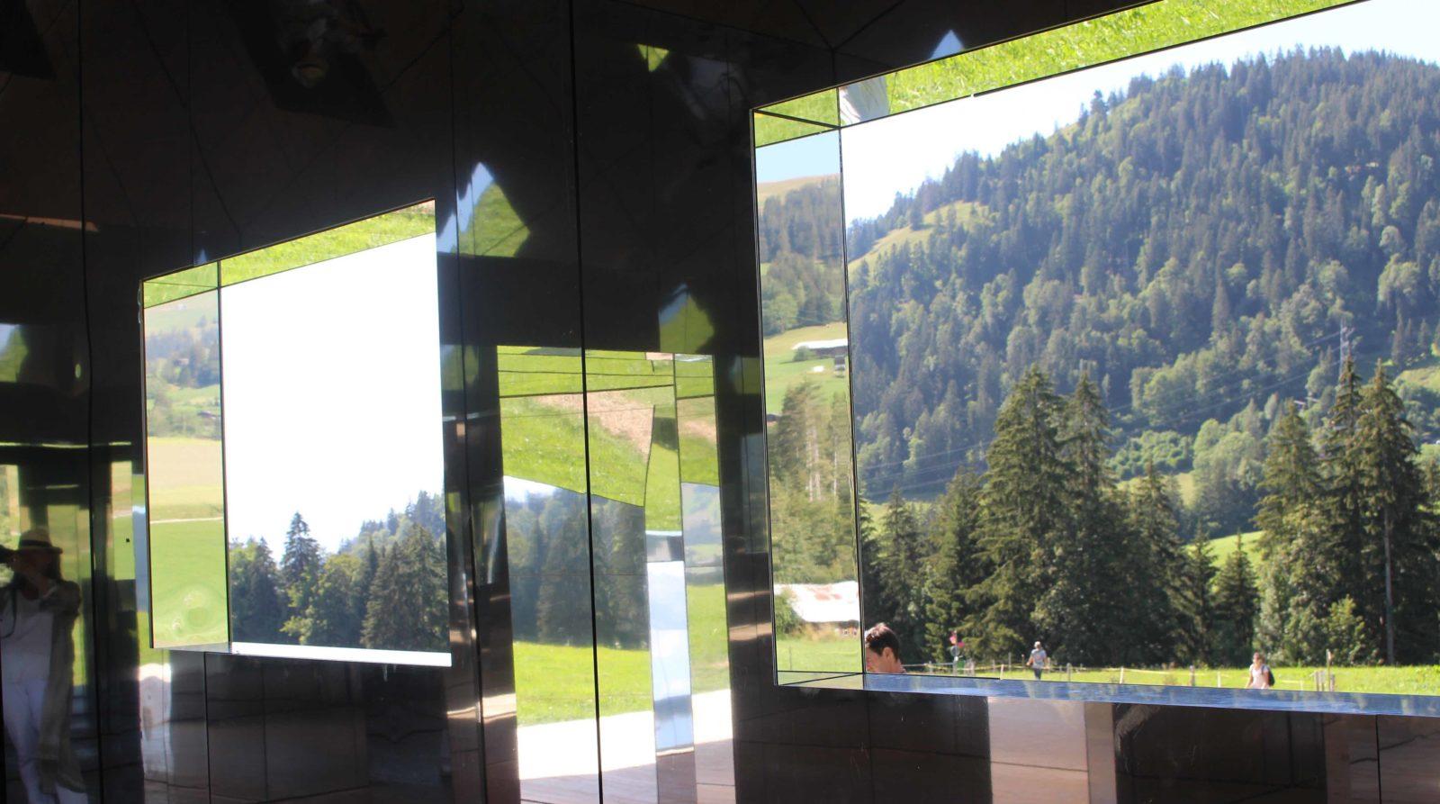 Mirage Gstaad Intérieur