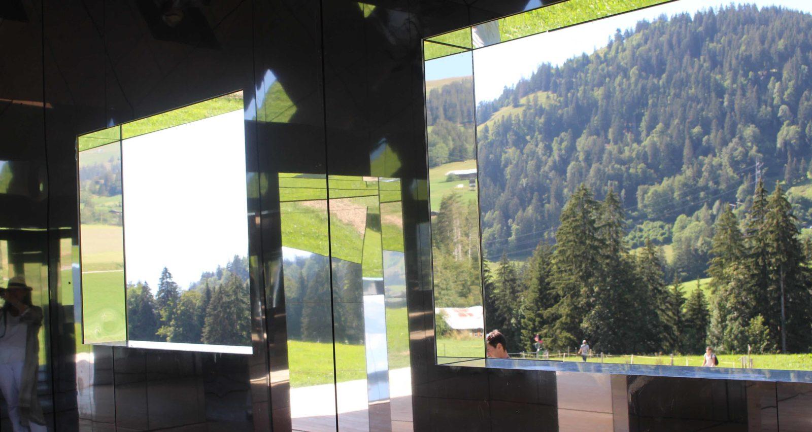 Mirage Gstaad Intérieur fenêtres
