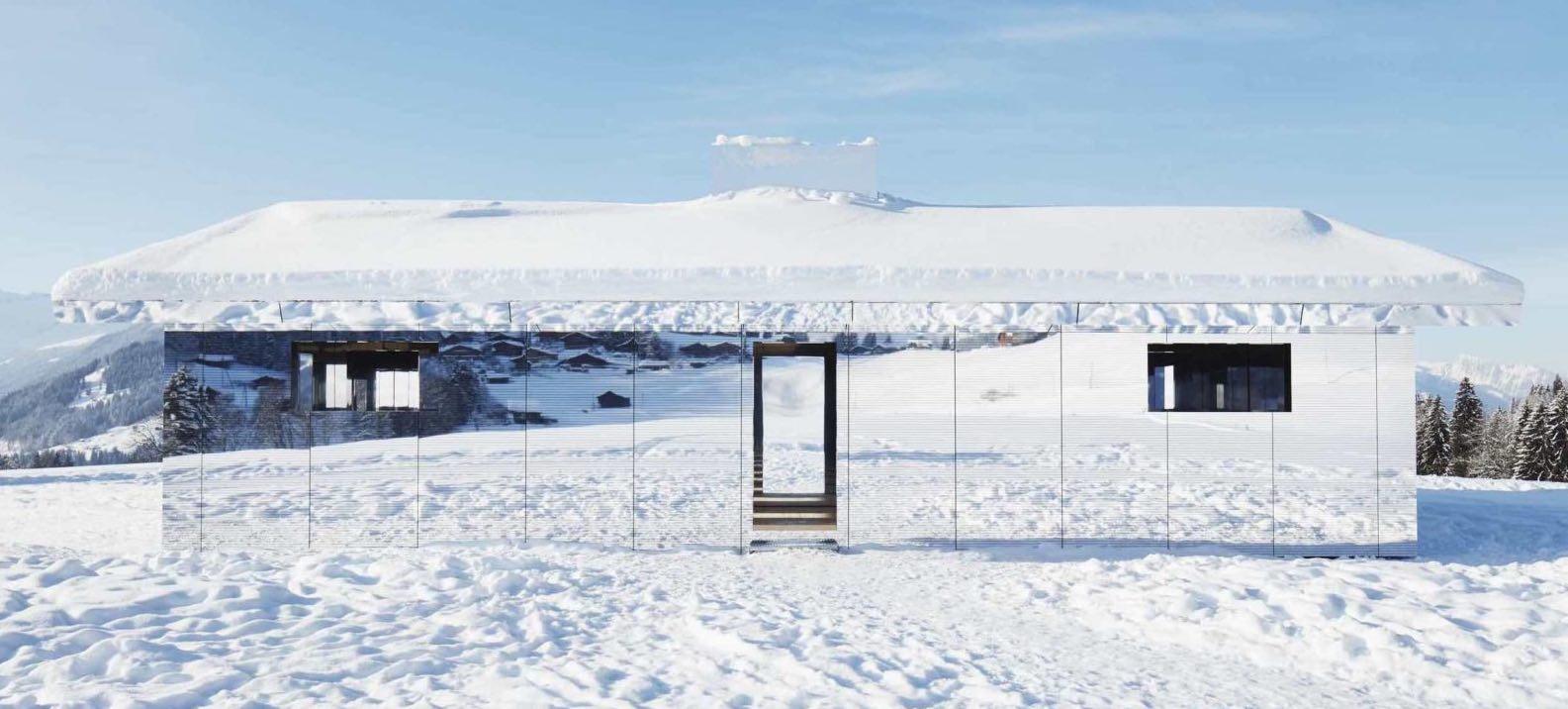 Mirage Gstaad neige