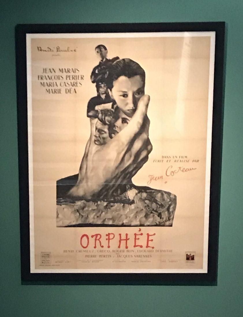 Jean Harold,Orphée
