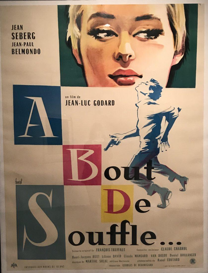 Clément Hurel A bout de souffle (Jean-Luc Godard,