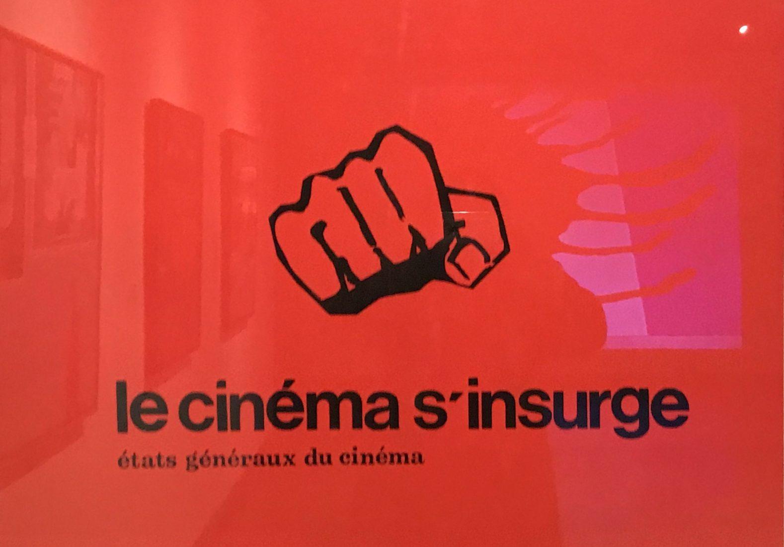 Le cinéma s'insurge