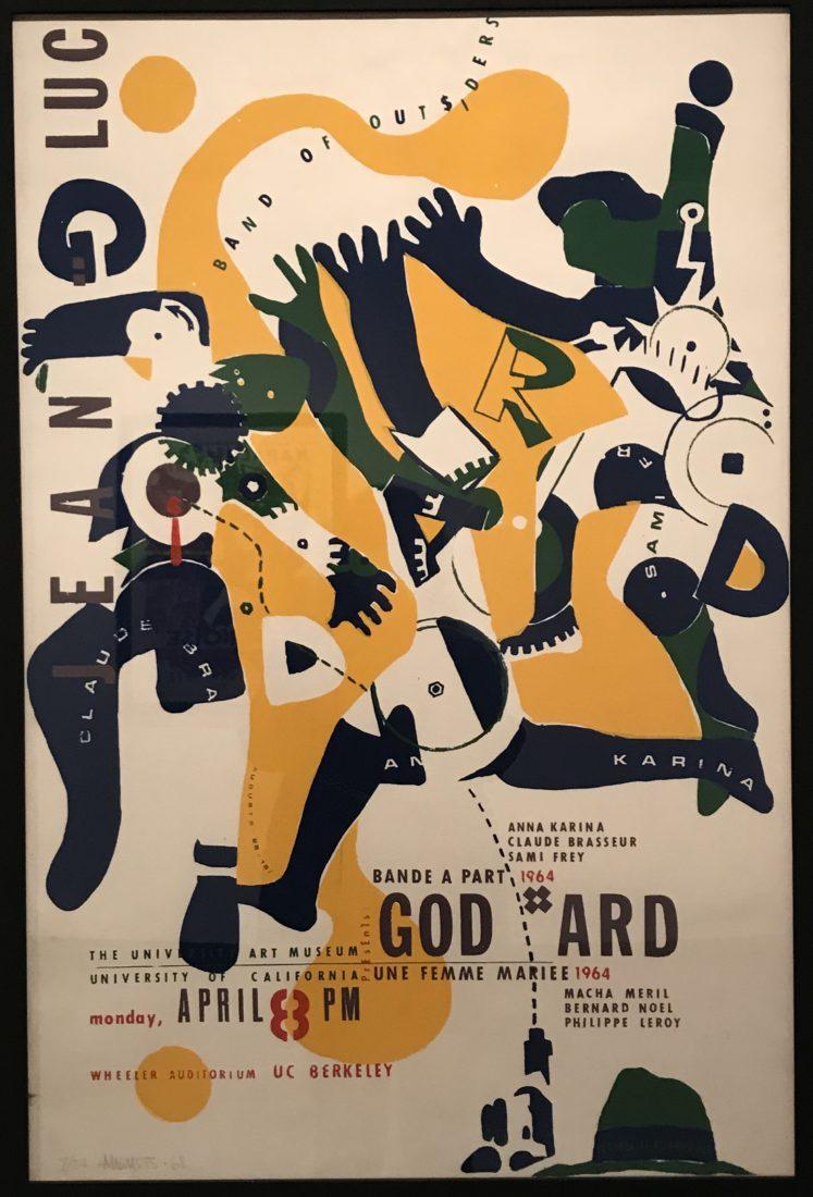 Bande à part, Une femme mariée (Jean-Luc Godard