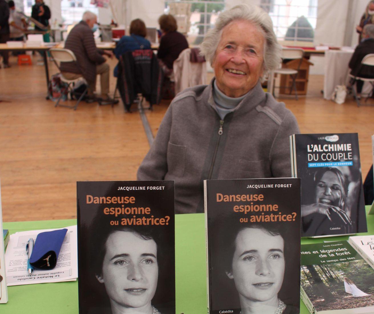 Jacqueline Forget au Château de Ferney 2020