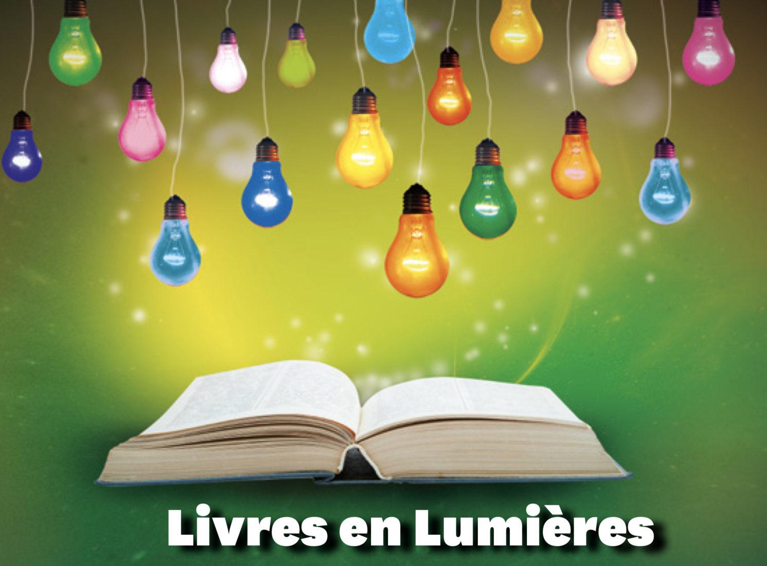 Affiche Livres en Lumières