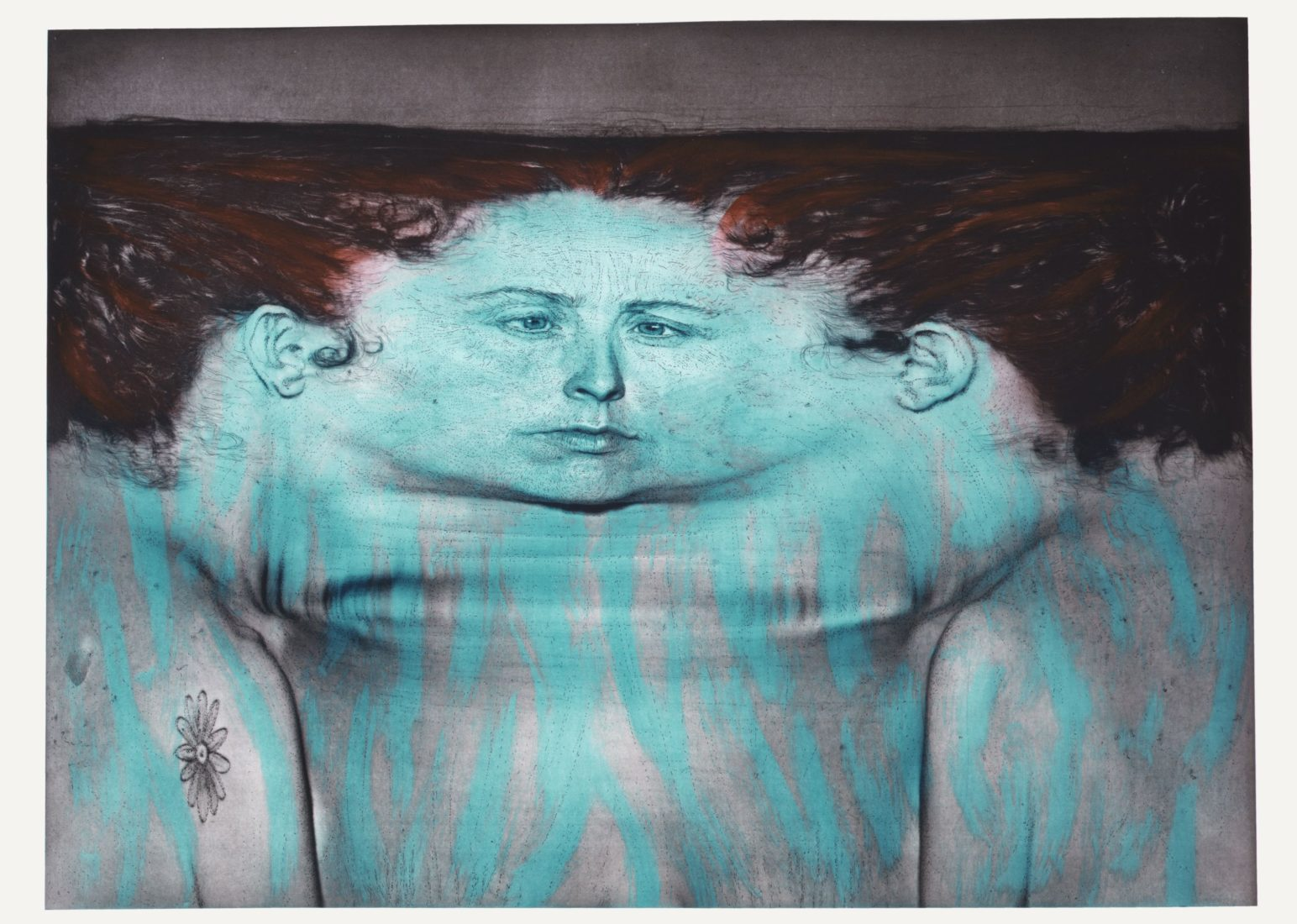 Kiki Smith My Blue Lake, 1995
