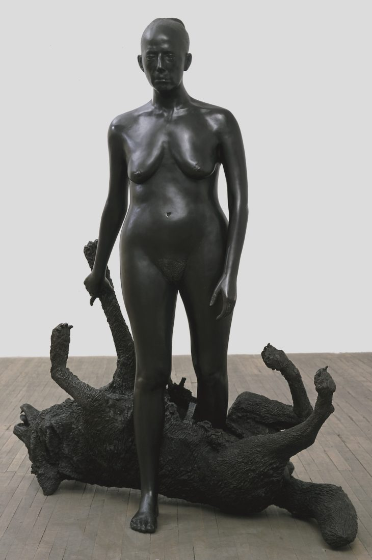 Kiki Smith Rapture, 2001