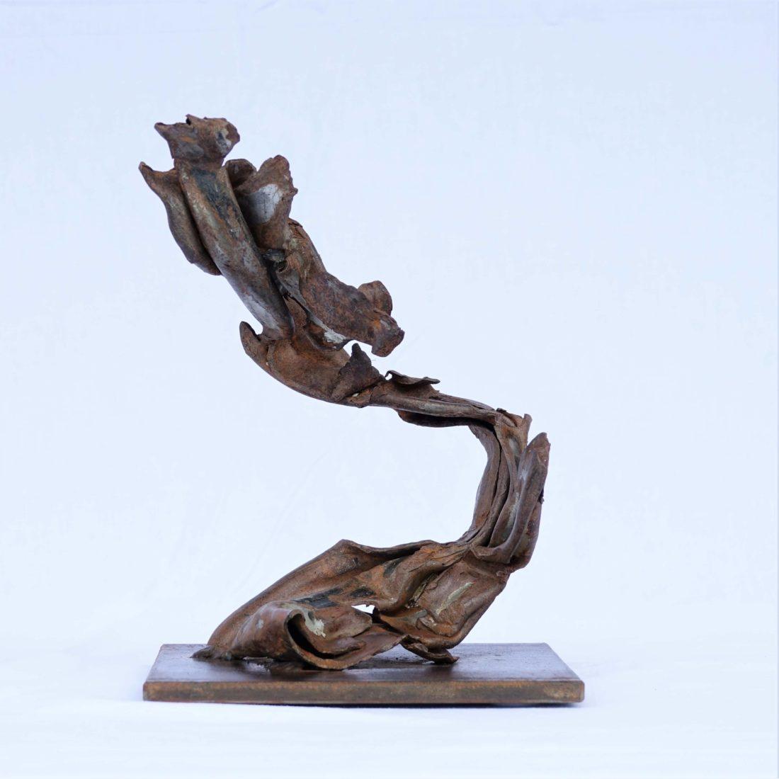 Jef Gianadda sculpture sans titre 1