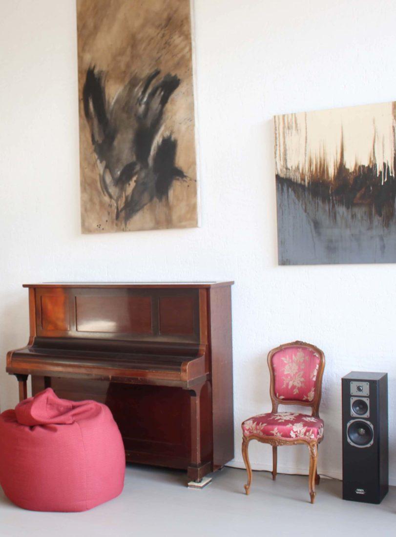 Atelier de Jef Gianadda -