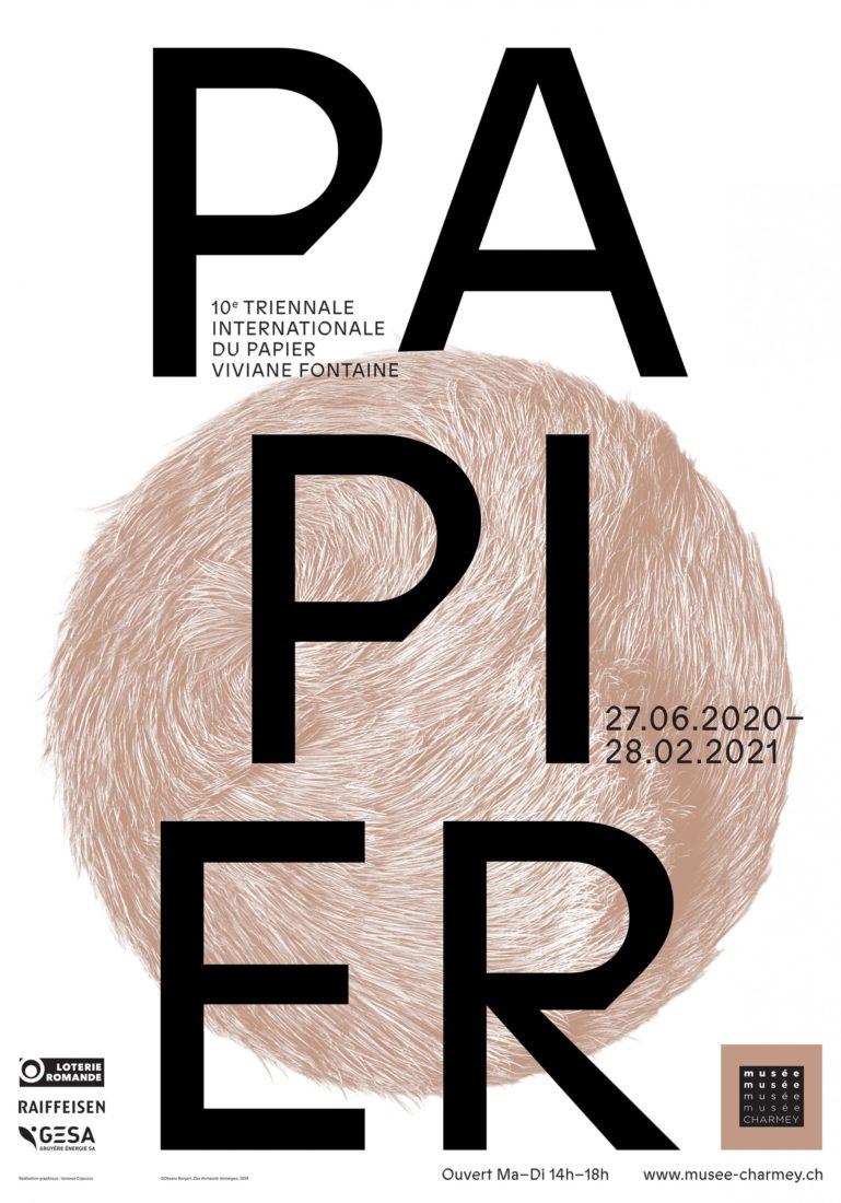 Charmey 2020 Affiche Papier