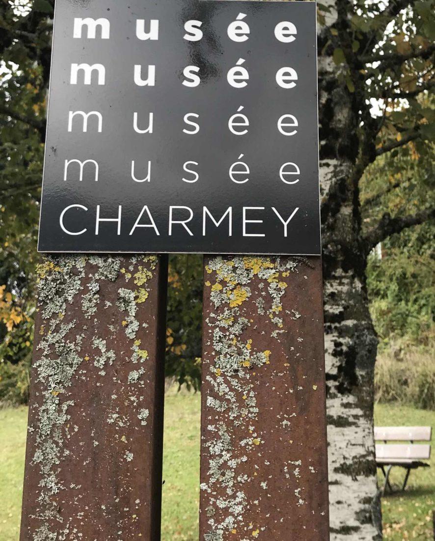 Musée Charmey entrée