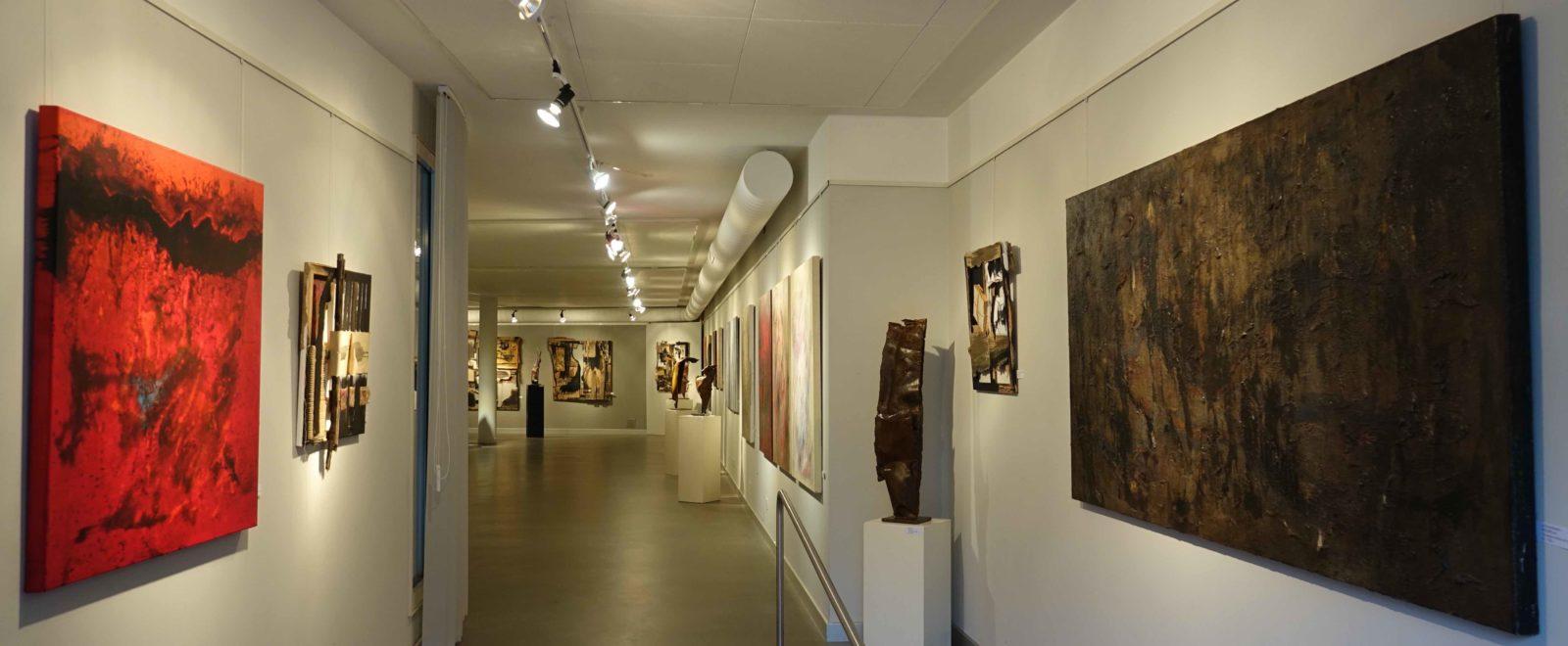 Exposition Jef Gianadda espace Murandaz Nyon