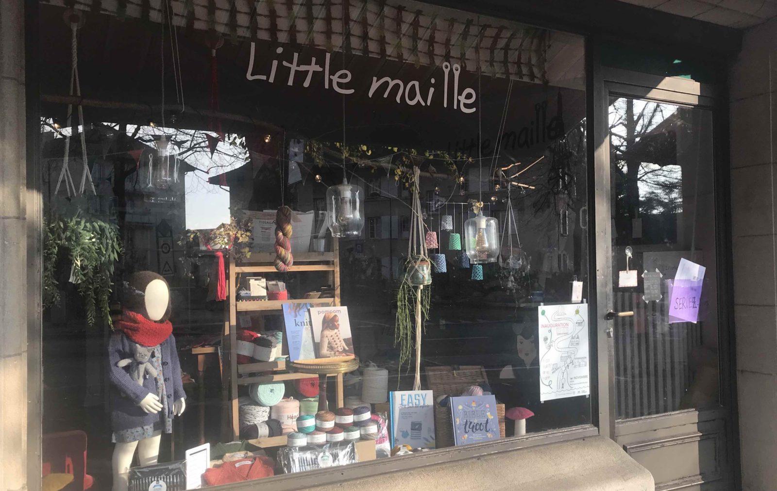 Boutique Little Maille Lausanne