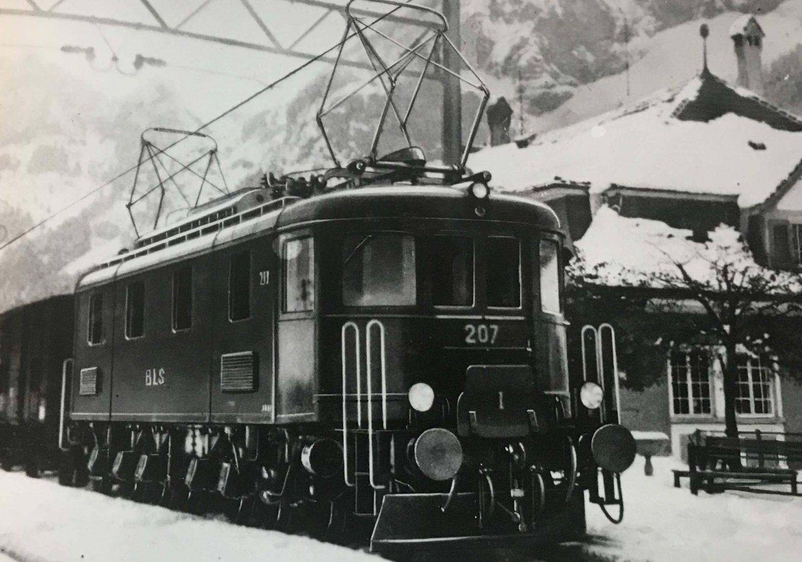 Locomotive BLS Ae, Les légendaires locomotives électriques suisses