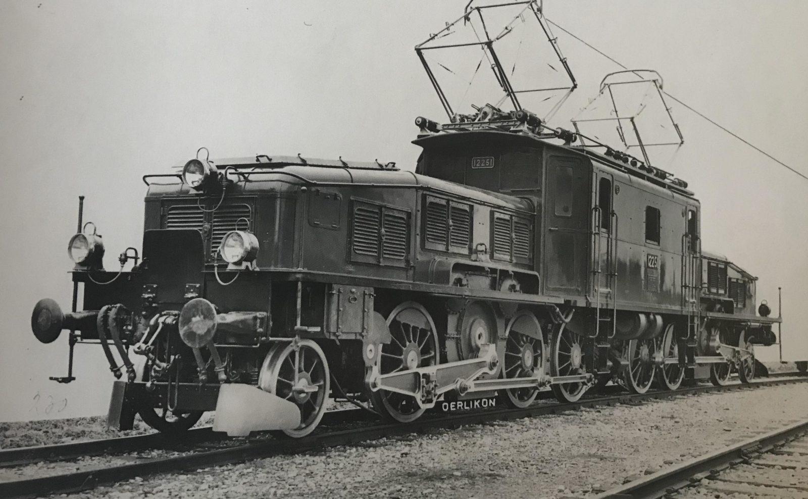 Ce 6/8, Les légendaires locomotives électriques suisses
