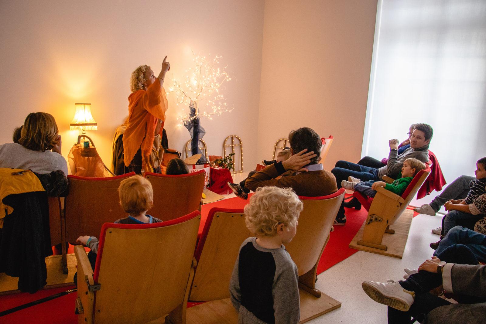 Bô Noël Lausanne 2020, contes pour enfants