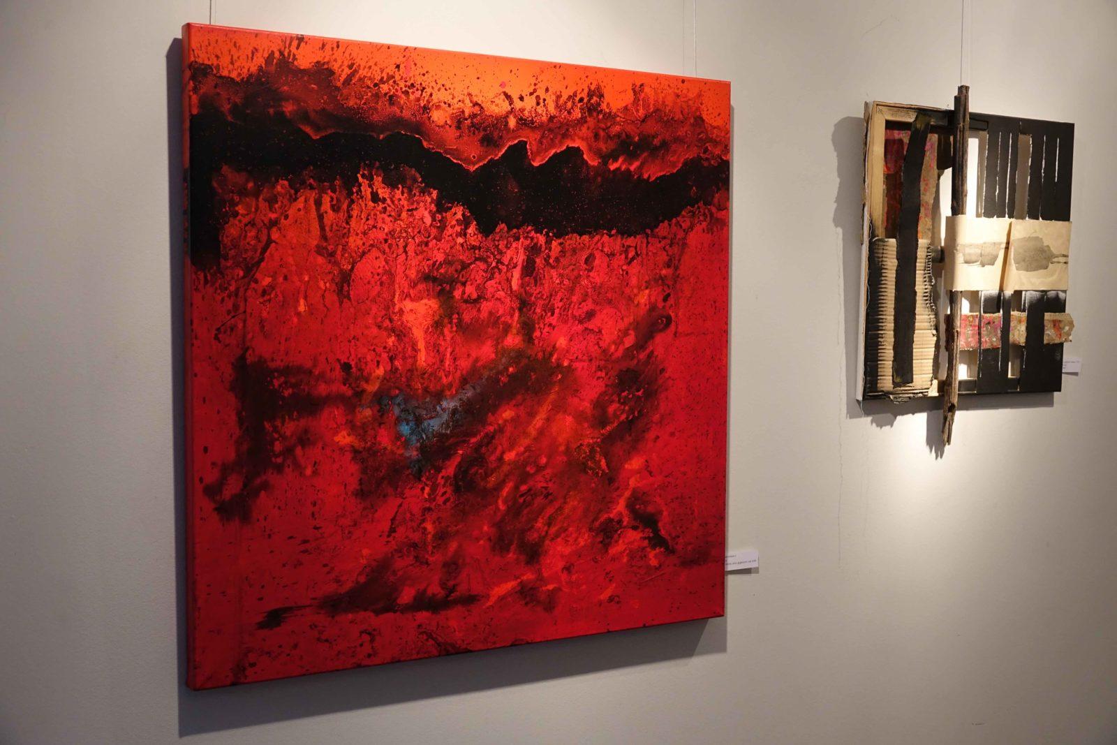 Jef Gianadda exposition Nyon