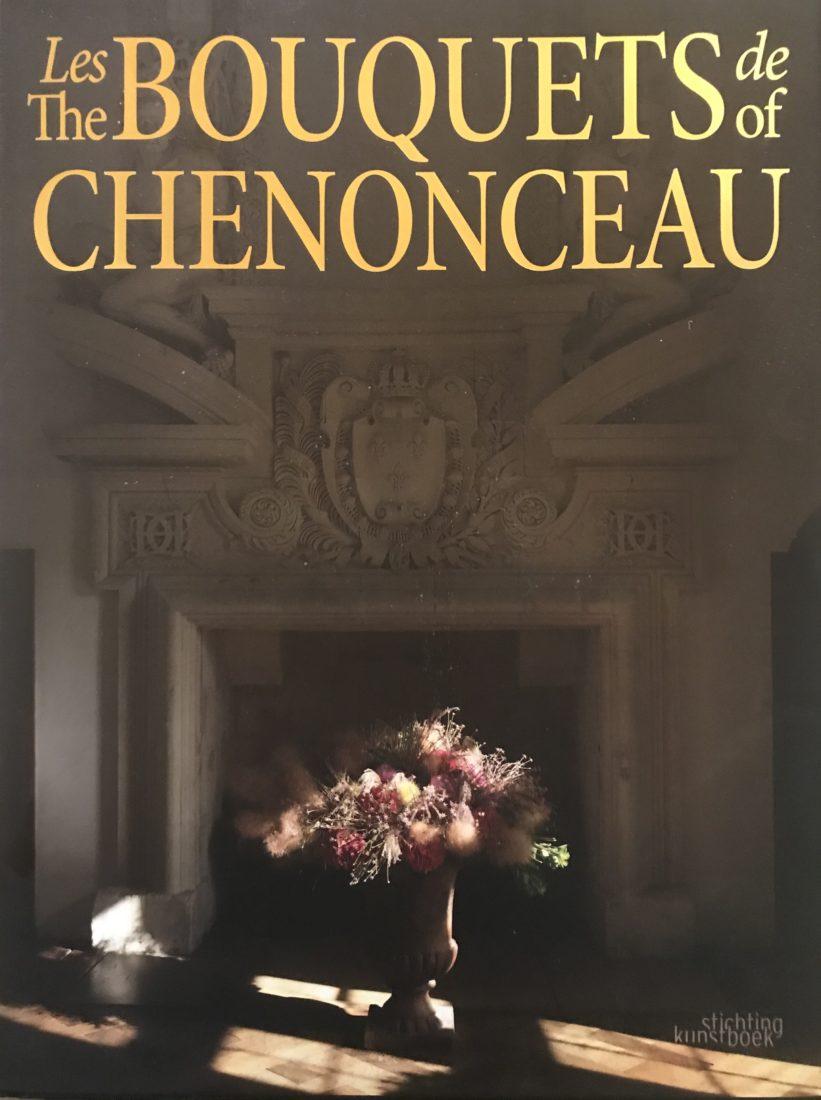 Livre Les Bouquets de Chenonceau