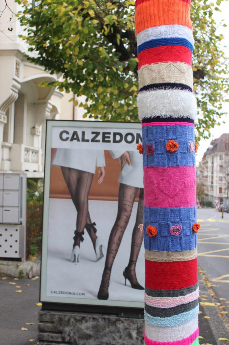 Tricot Graffiti Lausanne 2020 avec pub