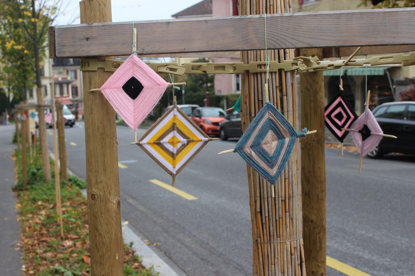 Tricot Graffiti Lausanne 2020 suspensions