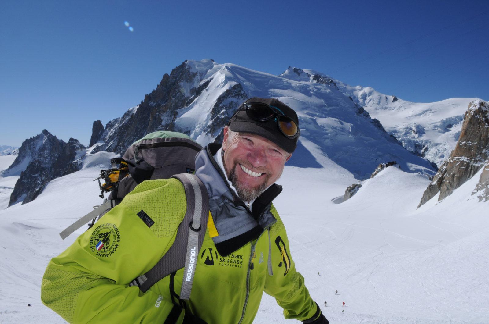 Lionel Wibault Alpiniste